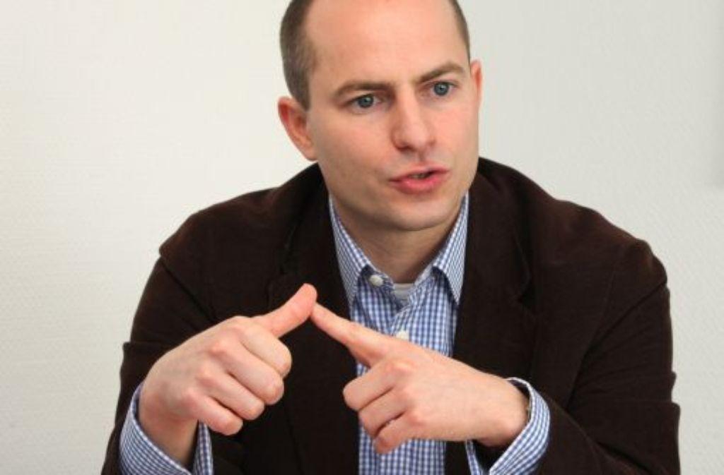 Matthias Pröfrock sieht sich mit schweren Vorwürfen konfrontiert. Foto: Sigerist