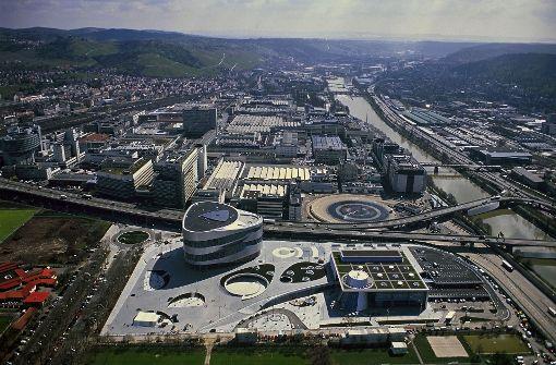 In Untertürkheim werden  künftig auch Batterien gebaut