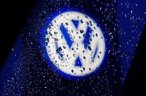 VW will eigenen Schriftzug abdecken lassen