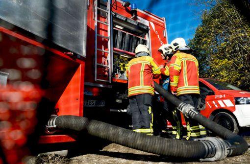 Fehlalarme halten Feuerwehr auf Trab