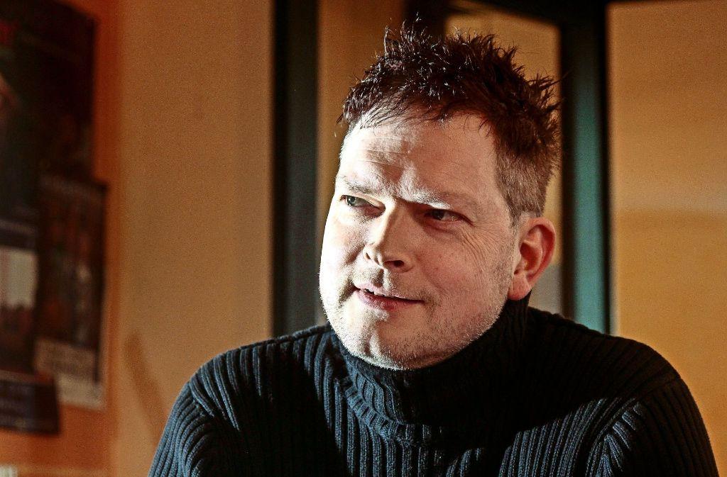 Martin von Arndt gewinnt dem Genre des Politthrillers neue Seiten ab. Foto: factum/Granville