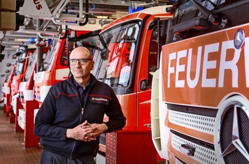 Die Feuerwehr  ist zunehmend im Dauerstress