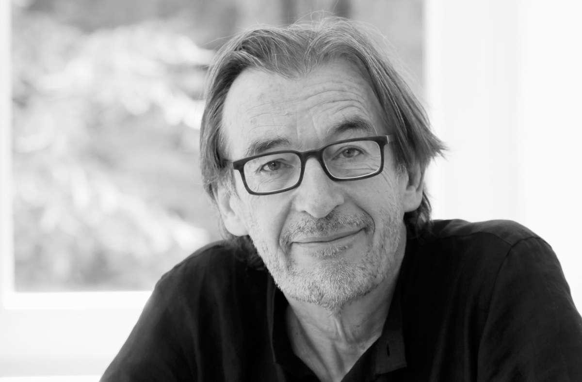 Wolfgang Schorlau: der Thrillerautor als Essayist Foto: TIMO KABEL/KabelArt@2016