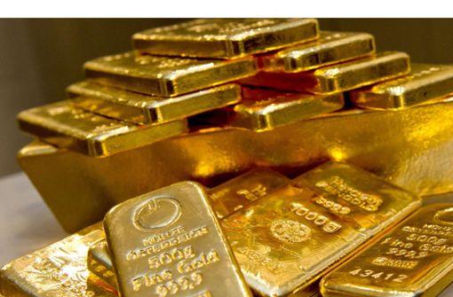 Einbrecher fallen auf wertlose Goldbarren-Attrappen herein