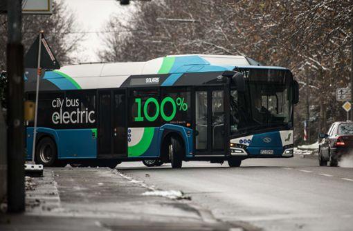 Kosten im Busverkehr könnten explodieren