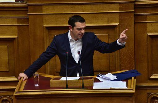Tsipras' letztes Wahlgeschenk