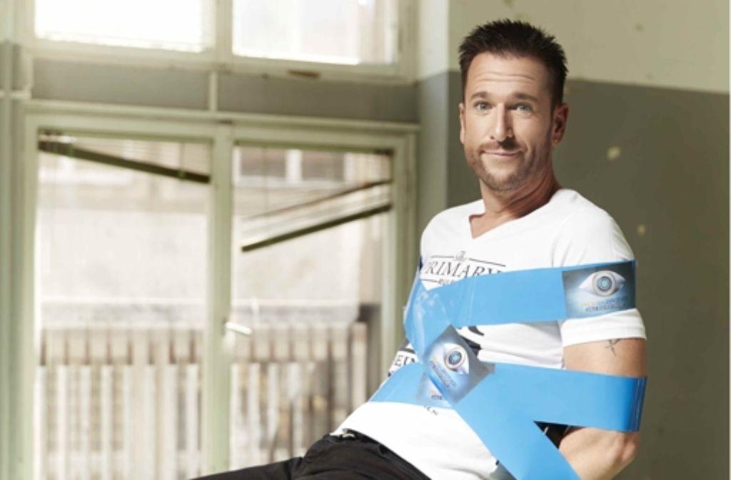 Der Schlagersänger Michael Wendler bekommt  80.000 Euro für seinen Einsatz im Big-Brother-Haus. Foto:
