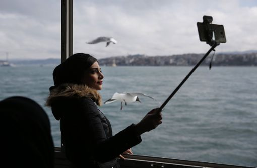 Per Selfie zum Bewerbungsgespräch