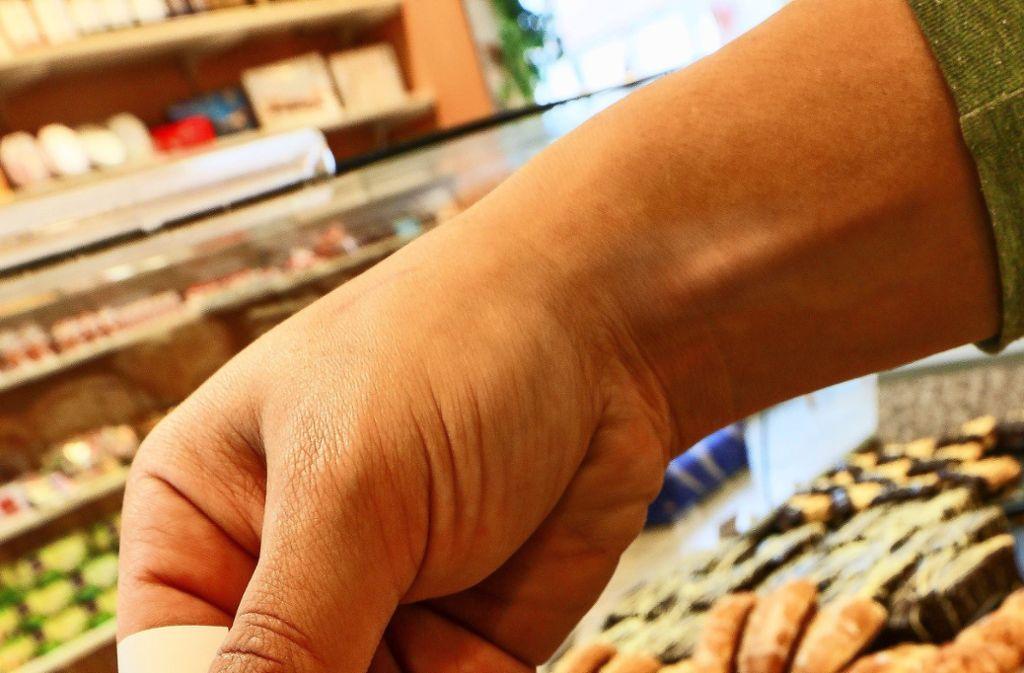 Für jedes Brötchen und Croissant gibt es jetzt einen Kassenbon. Foto: factum/Simon Granville