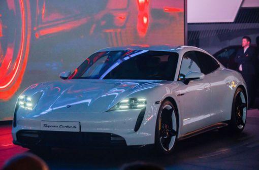 Wie entschleunigt man in einem Porsche?