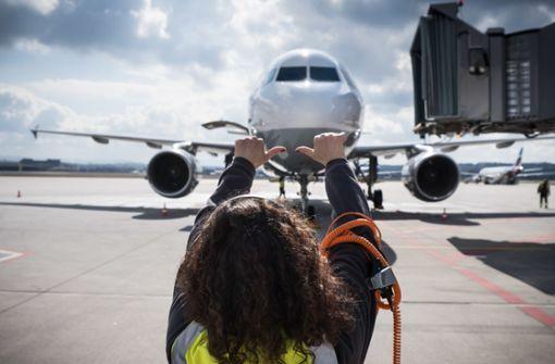 Flughafen ist  große Quelle für Ultrafeinstaub