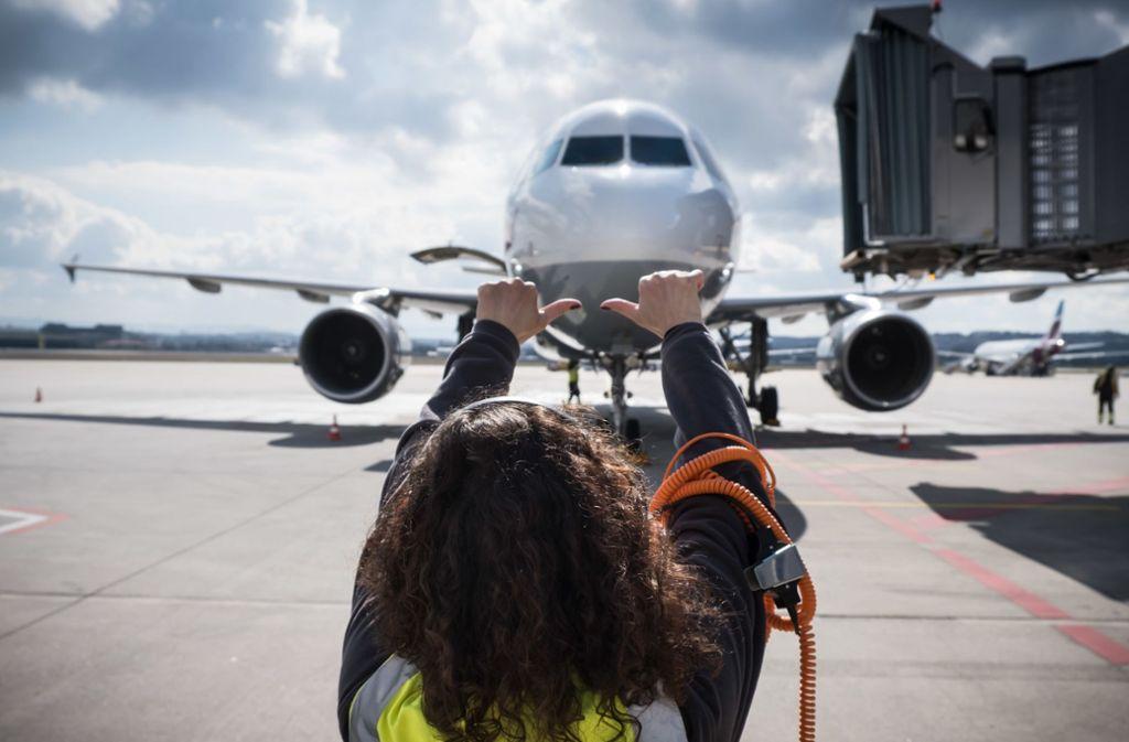 Der Ausstoß von extrem kleinen Partikeln ist bei Flugzeugen nach Messungen der Schutzgemeinschaft Filder sehr hoch. Foto: Lichtgut/Achim Zweygarth