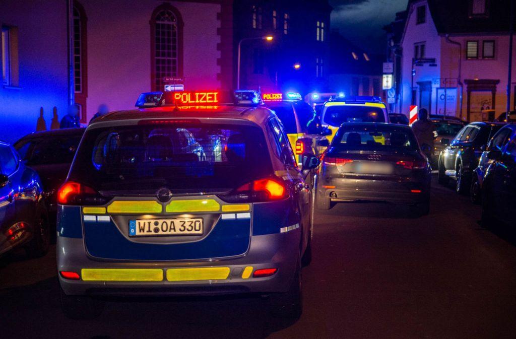 Die Polizei nahm sieben Personen fest. Foto: dpa