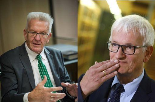 Warum Winfried Kretschmann nicht mit Jürgen Resch verhandelt