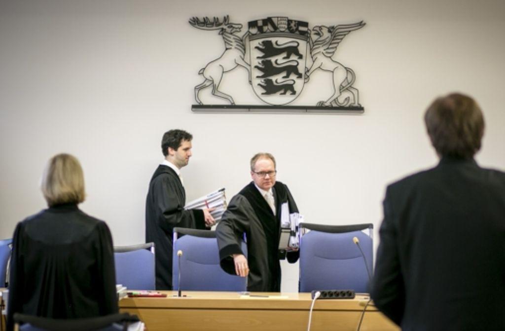 Das Landgericht beschäftigt sich mit dem Streit um das Stuttgarter Wassernetz. Die Stadt will es von der EnBW zurück kaufen, aber was kostet es? Foto: Lichtgut/Leif Piechowski