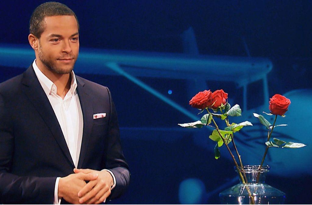 """Der """"Bachelor"""" Andrej Mangold äußert sich zu den Ditzinger Gerüchten. Foto: TVNOW"""