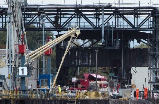 Aufklärung des BASF-Unglücks braucht Zeit