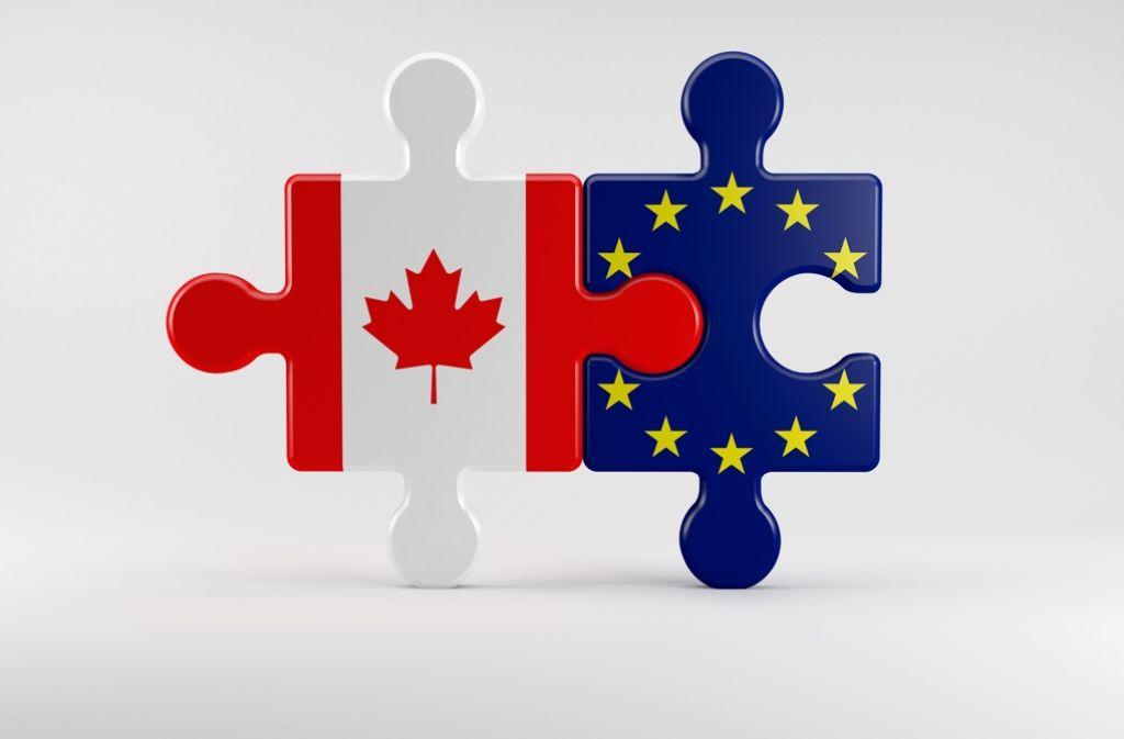 freihandelsabkommen zwischen kanada und europa ceta ist auf der zielgeraden wirtschaft. Black Bedroom Furniture Sets. Home Design Ideas