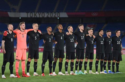 VfB-Torhüter Florian Müller hält Elfer – deutsche Fußballer verlieren trotzdem
