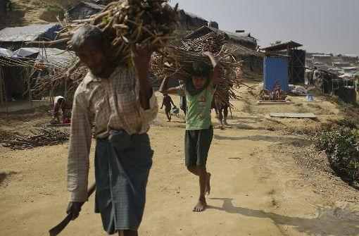 Für die Rohingya wenig hilfreich