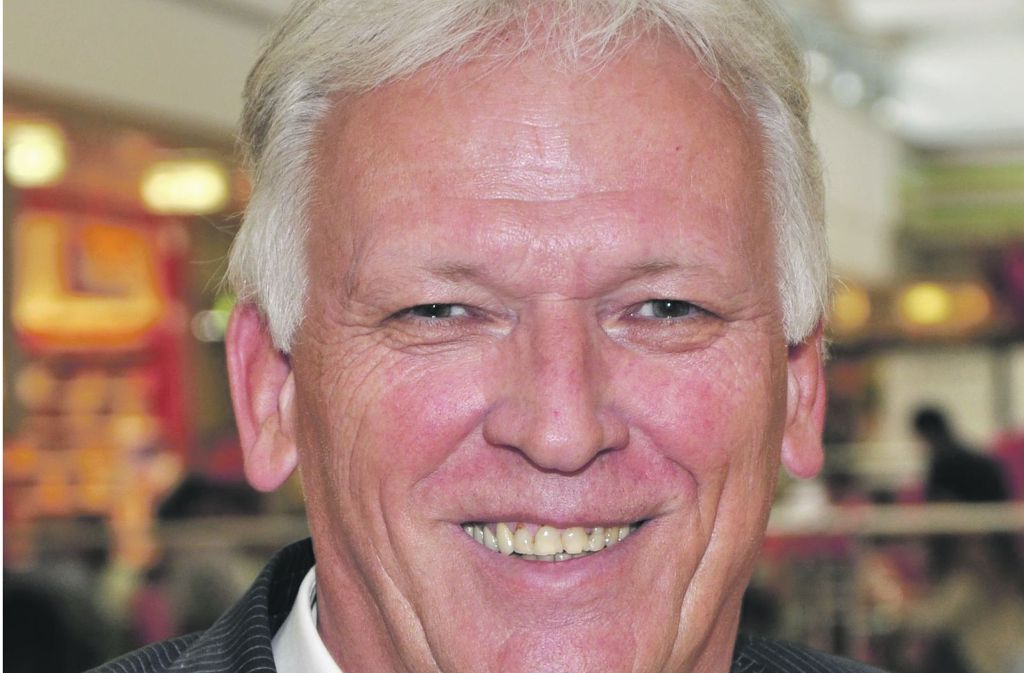 Klares Votum für Wolfgang Schaal, Vorsitzender der Freien Wähler in Leonberg. Foto: LCA