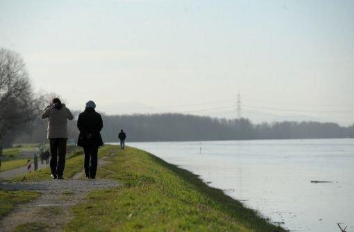 Flüsse im Land führen weiter Hochwasser