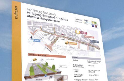 Ein Quartiersparkhaus für 18 Millionen Euro