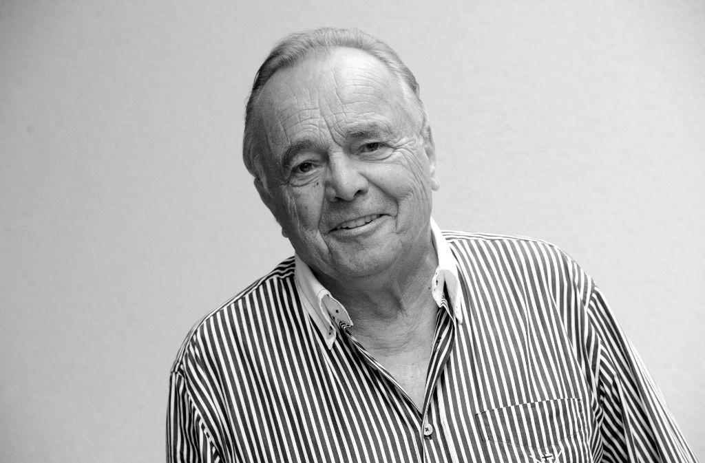 Dieter Bellmann verstarb im Alter von 77 Jahren in Leipzig. Foto: dpa-Zentralbild