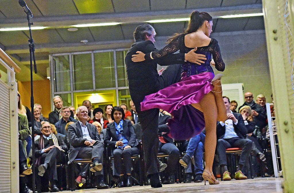 Tango zum Jubiläum Foto: Lg/Iannone