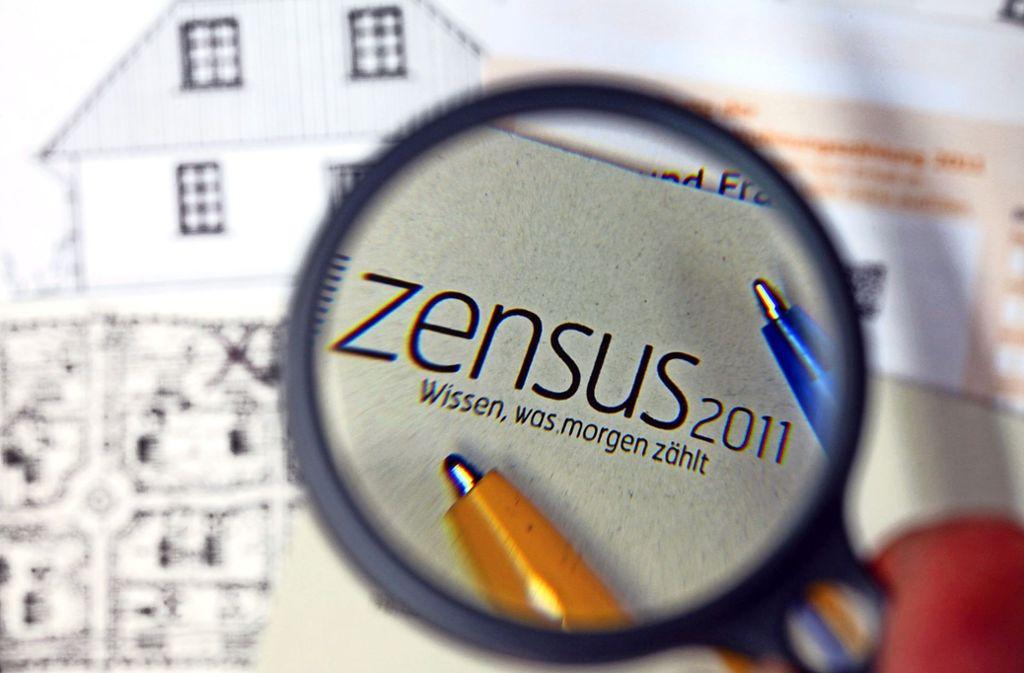 Die Erhebungsmethoden beim Zensus 2011 sind auf viel Kritik    gestoßen. Foto: dpa-Zentralbild