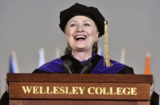 Clinton vergleicht Trump mit Nixon
