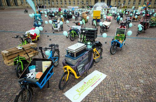 Es gibt noch Geld für E-Lastenräder