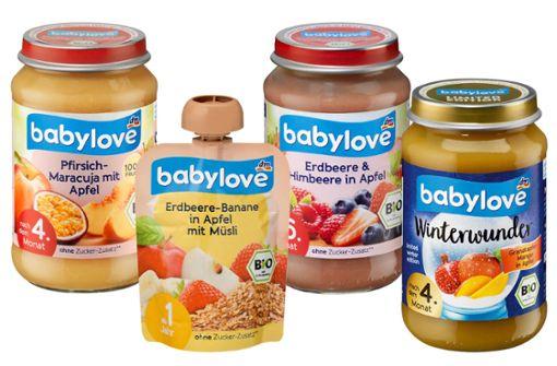 "dm ruft ""Babylove""-Babynahrung zurück"