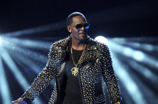 Sony Music beendet Zusammenarbeit mit R. Kelly