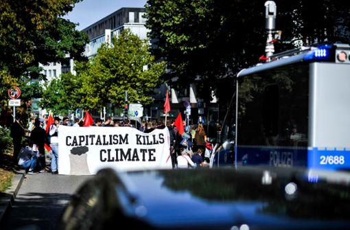 Nach der Demo ist vor der Blockade
