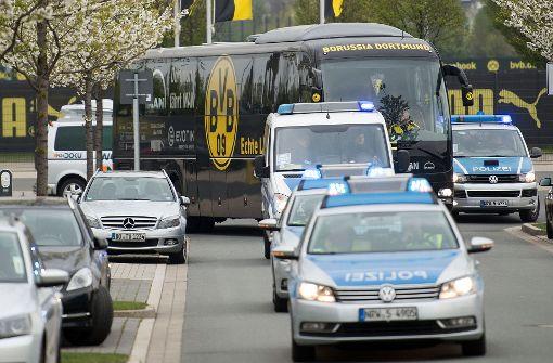 Nach Anschlag auf BVB-Bus: Neues angebliches Bekennerschreiben aufgetaucht