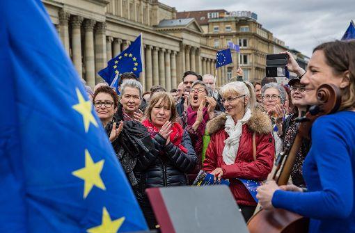 Gemeinsam  für Europa