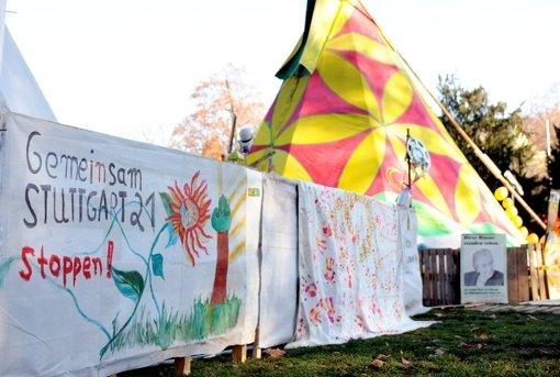 Camper müssen raus aus dem Schlossgarten
