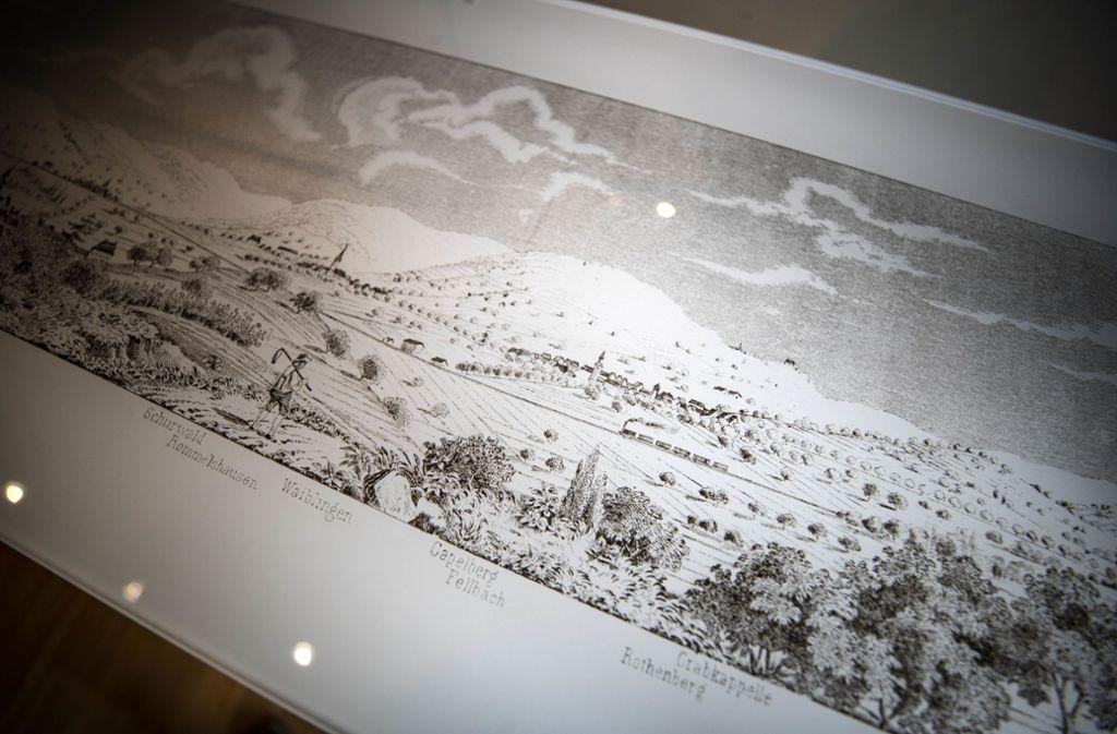 Die Geschichte der Remsbahn ist  im Museum Remshalden zu sehen. Foto: