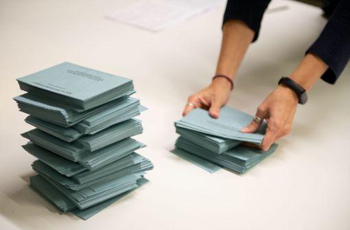 OB-Wahl: Stuttgart als geteilte Stadt