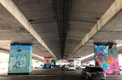 Street Art und Subkultur an der Isar