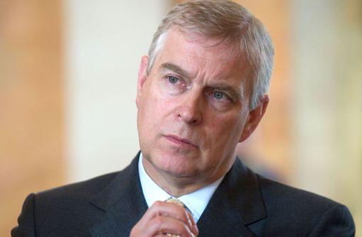 Prinz Andrew bestreitet Sexvorwürfe