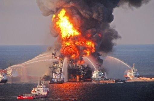 BP soll Schuld an der Ölpest tragen