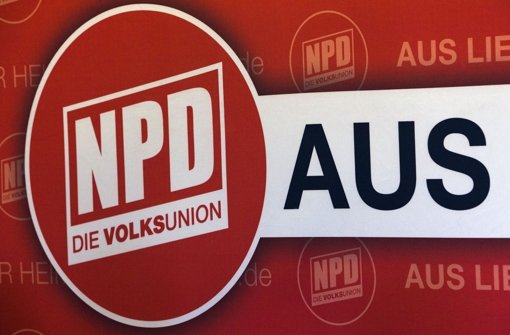 NPD: Innenminister für Verbotsantrag