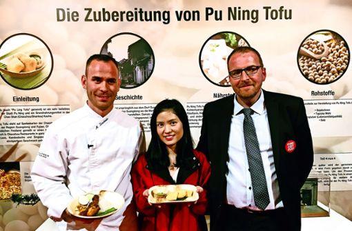Exotische Speisen besuchen Stuttgart