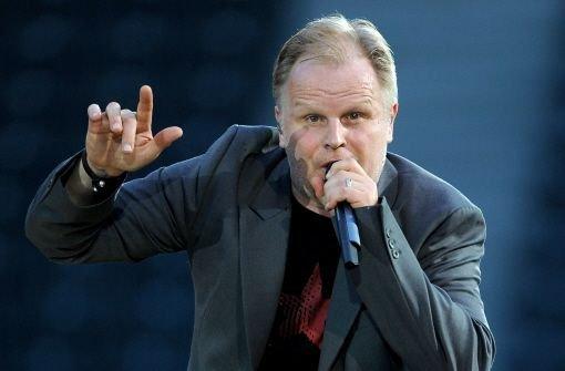 Grönemeyer singt für die Opelaner