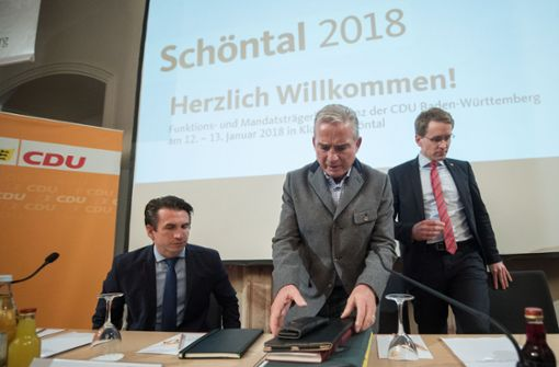 CDU pocht auf Anbindung des Flughafens an die Bahn