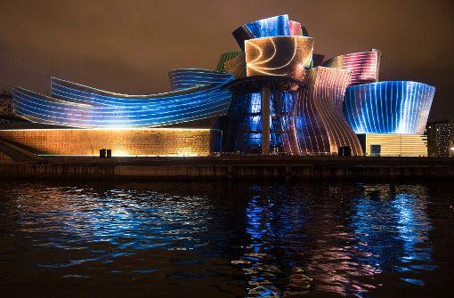 So farbenprächtig feiert das Guggenheim-Museum Geburtstag