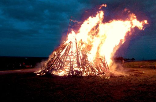 Randalierer ruinieren Feuerwehrfest