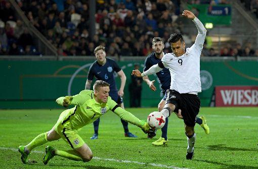 Deutschland siegt gegen England